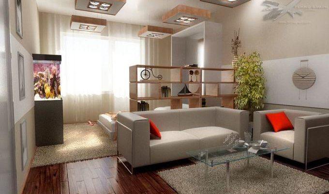 Ремонт и отделка квартиры в эко-стиле
