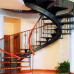 Устройство лестницы в доме