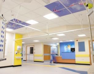 Важные аспекты выбора медицинских потолков