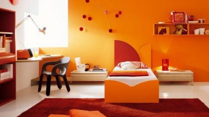 Влияние серого, красного, желтого цвета на интерьер квартиры