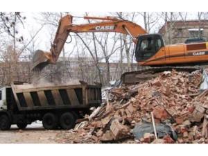 Вывоз строительного мусора — зачем это нужно