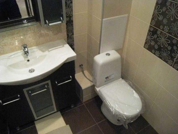 Ремонт стояка ванной комнаты Смеситель Rav Slezak Morava retro MK121.5/9 для биде