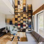 Минималистичный интерьер двухэтажного дома в Польше — 22 фото
