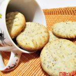 Лимонное печенье с маком — рецепт с фото