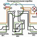 Перекрестный выключатель схема подключения — Только ремонт своими руками в квартире: фото, видео, инструкции