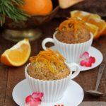 Апельсиновые маффины – рецепт ароматного десерта с фото