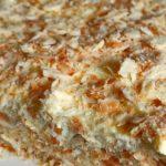 Торт из готовых коржей наполеон со сгущенкой: рецепт с фото
