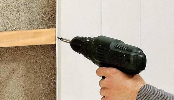 Как обшить дверь панелями пвх своими руками 52