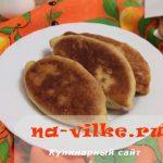 Жареные пирожки с рисом и рыбой — рецепт с фото