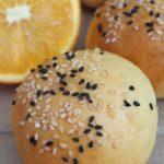 Сладкие булочки с кунжутом Крашель — рецепт