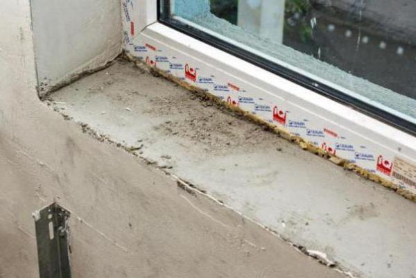 Как утеплить подоконник пластикового окна своими руками 43