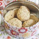 Овсяное печенье с орехами (миндаль и фундук) — рецепт с фото