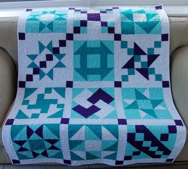 Лоскутное одеяло своими руками схемы фото 726
