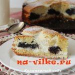 Творожно-маковый пирог — рецепт с фото