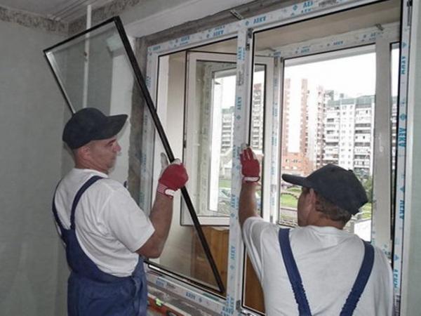 Как снять стекло из пластикового окна своими руками 318