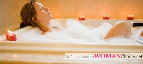 Голая в ванне с содой — pic 5