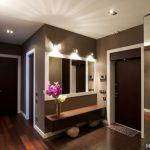 Интерьер прихожей в квартире и доме, дизайн интерьера маленькой прихожей в хрущевке (80 фото)