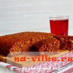 Коврижка медовая с имбирём – простой рецепт с фото пошагово