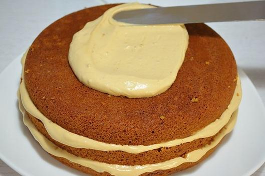 Бисквит со сметаной рецепт пошагово в домашних условиях