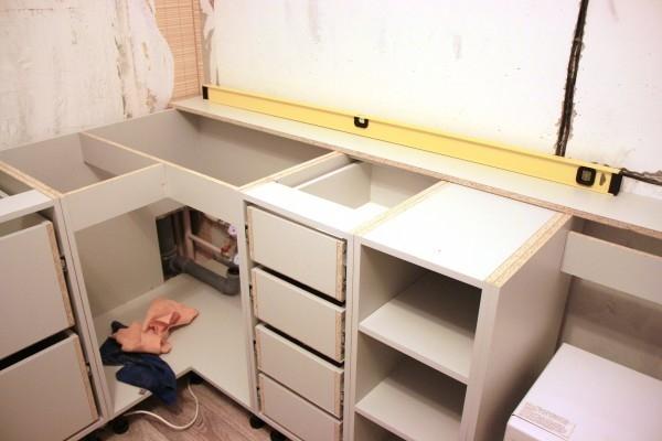 Сделать угловую кухню своими руками чертежи 8