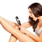 Раздражение после бритья в интимной зоне и ногах