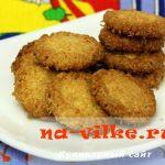 Кокосовое печенье или как сделать печенье с кокосовой стружкой