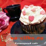 Шоколадные капкейки — рецепт с фото