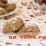 Печенье из гречневой каши — рецепт с фото