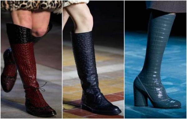 f9e14c1b8ad4 Модные женские сапоги осень-зима 2015-2016  фото и рекомендации
