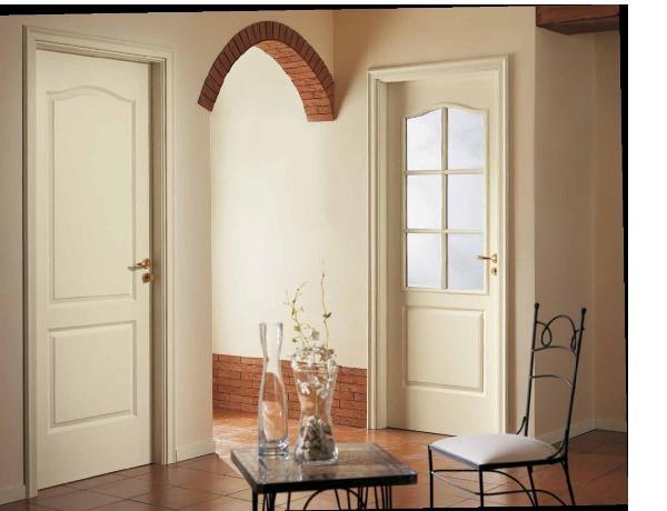 Межкомнатные двери в интерьере 41