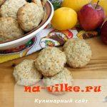 Диетическое овсяное печенье с тыквой и орехами в домашних условиях
