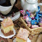 Пирог с кокосовой стружкой и какао – наслаждение нежностью