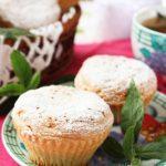 Песочные кексы или маффины на крахмале — рецепт с фото