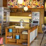 Обои на кухню (55 фото) —  фотокаталог обоев в интерьере кухни