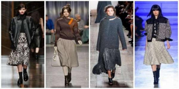 Модные тенденции  юбки осень-зима 2015-2016 a7a011814dd