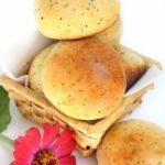 Медовые булочки с маком — рецепт выпечки