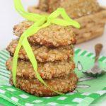 Быстрое печенье из овсяных хлопьев — рецепт приготовления