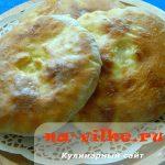 Приготовление хачапури с сыром в духовке