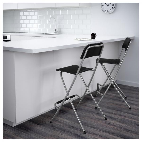 барные стулья для кухни от икеа и других фирм
