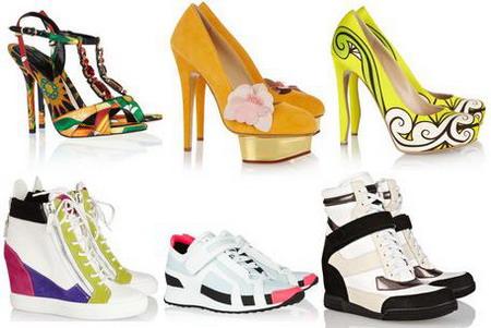 539fb0404 Модная женская обувь лето 2014: фото, модные босоножки 2014, туфли на  каблуке 2014.