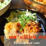 Рыбные тефтели с овощами в духовке – рецепт с фото