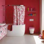 Краска для ванны, виды и выбор цвета — фото примеров