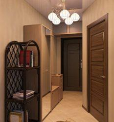 Перепланировка типовой трехкомнатной квартиры - Самые