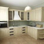 Угловые кухни и особенности их применения