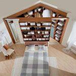 Дизайн гардеробной комнаты, отделка и стиль — фото примеров