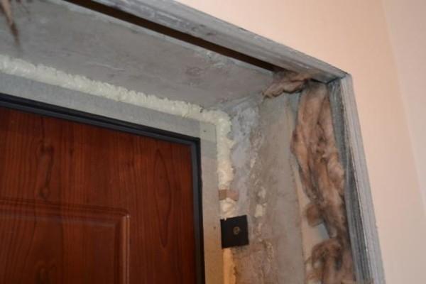 Ремонт дверных проемов своими руками 168