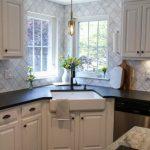 Угловой кухонный гарнитур в интерьере — фото примеров