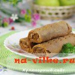 Пирожки с капустой из ржаной муки в духовке – рецепт с фото