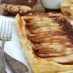 Сладкий пирог с грушей и шоколадом — рецепт