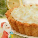 Цитрусовый пирог с белковым кремом — рецепт